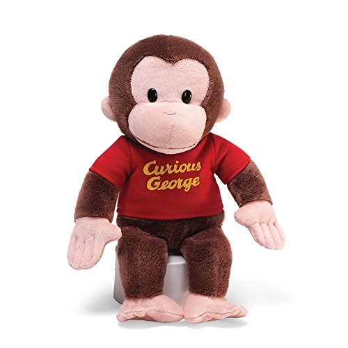 Curious George Red Shirt: 12