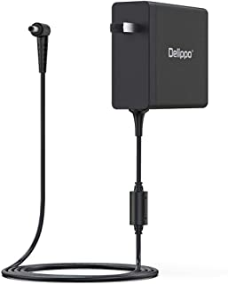 Delippo 120W AC Adapter Charger for MSI- Laptop CX62 GE60 GE60K GE62 GE70 GE70K GE72 GP60 GP70 GP72 GS60 GS70 MS-16GA Stea...