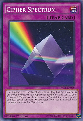 Yu-Gi-Oh! - Cipher Spectrum - RATE-EN069 - Common - 1st Edition