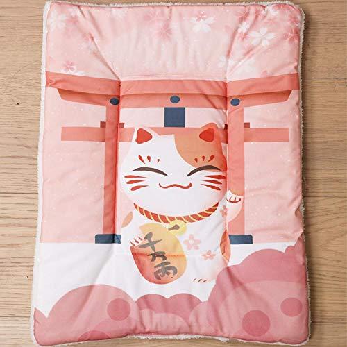 IUY Cat mat Autumn Winter cat Blanket Warm Dog Sleeping mat pet Quilt Insulation