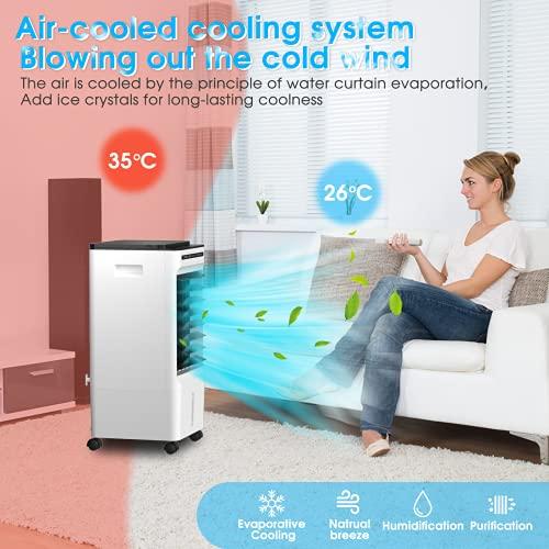 Nuaer Climatizadores evaporativos