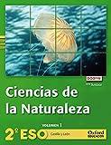 Ciencias de la Naturaleza 2º ESO Adarve Ámbar Trimestral (Castilla y León): Libro del Alumno - 9788467363036