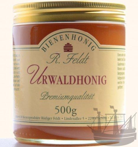 Urwald Honig, Regenwald Guatemalas, lieblich aromatisch, 500g