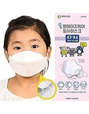 [25枚入] [KF94] [子ども用] [韓国製] [MHCARE] 高性能 耳が痛くならない 個別包装 耳かけひもの調節可能 対象年齢 4~10才 小さめ