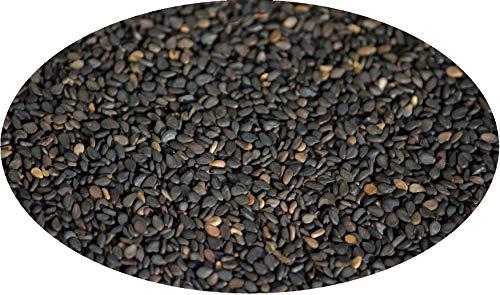 Eder Gewürze - Sesam schwarz ungeschält - 250g
