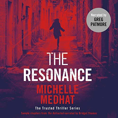 The Resonance audiobook cover art
