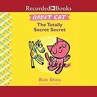 Ballet Cat audiobook cover art