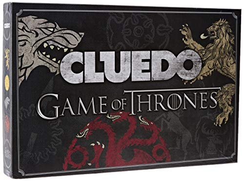 Winning Moves 11606 Cluedo - Game of Thrones
