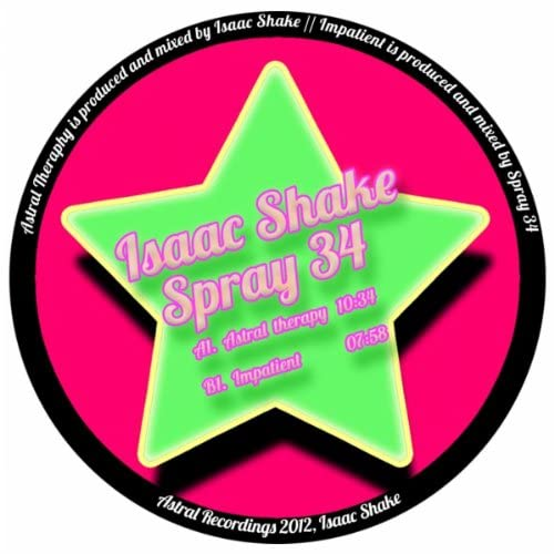 Isaac Shake, Spray 34