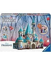 Ravensburger 3D Puzzle 11156 - Disney Frozen 2 Schloss - 216 Teile