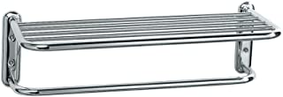 gatco towel rack chrome