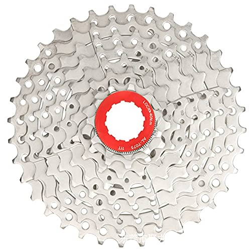 NgMik Bike Freewheels Cassette De 8 Velocidades 11-36T MTB Cassette De Bicicleta De Montaña Fit para Bicicleta De Montaña, Bicicleta De Carretera, MTB, BMX Bicicleta por Carretera
