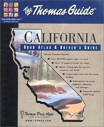 Thomas Guide 2000 California Road Atlas & Drivers Guide (California Road Atlas and Drivers Guide, 2000) by Thomas Bros. Maps (2000-03-02)