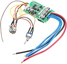 1pc DC 12V-36V 500W High Power Brushless Motor Controller Driver Board Assembled No Hall