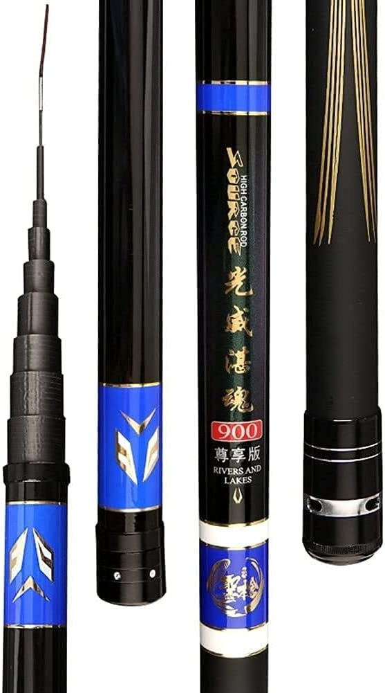 GFBHD Fishing Long Rod High Carbon to Easy Hard Scalable Oakland Mall C Super Fashion