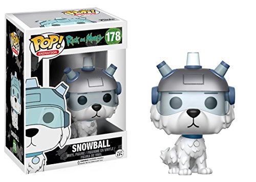 Funko Pop Snowball (Rick & Morty 178) Funko Pop Rick & Morty