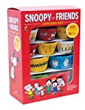 Snoopy and Friends Cupcake Kit: Decorate Your Cupcakes with Your Favorite Peanuts Characters (Baking) by Chronicle Books (Creator) (1-Oct-2013) Paperback
