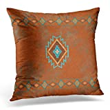 antoipyns Throw Pillow Cover-Western Southwest Canyons Desert Decorative Pillow Case Home Decor Square(18x18 Inches) Pillowcase