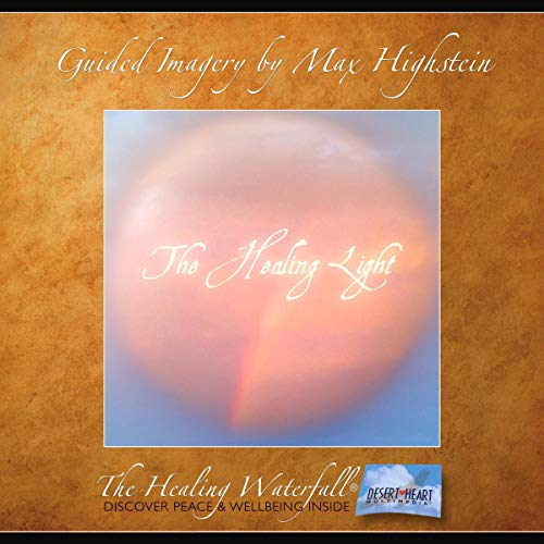The Healing Light audiobook cover art