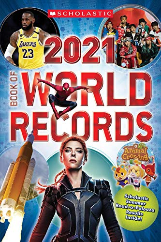 Compare Textbook Prices for Scholastic Book of World Records 2021 2021 ed. Edition ISBN 9781338666052 by Scholastic