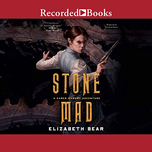 Stone Mad cover art