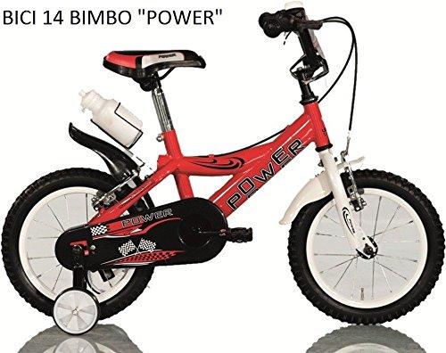 BICI BICICLETTA BAMBINO SCHIANO POWER 14''