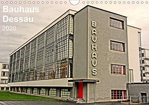 Bauhaus Dessau (Wandkalender 2020 DIN A4 quer)