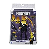 Fortnite Legendary Series, 1 Figure Pack - 6 Inch Agent Peely - BaseCollectible Action Figure - Includes 3 Interchangeable Faces