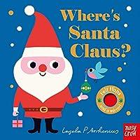 Where's Santa Claus? (Felt Flaps)