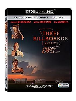 Three Billboards Outside Ebbing Missouri [Blu-ray]