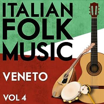 Italian Folk Music Veneto Vol. 4