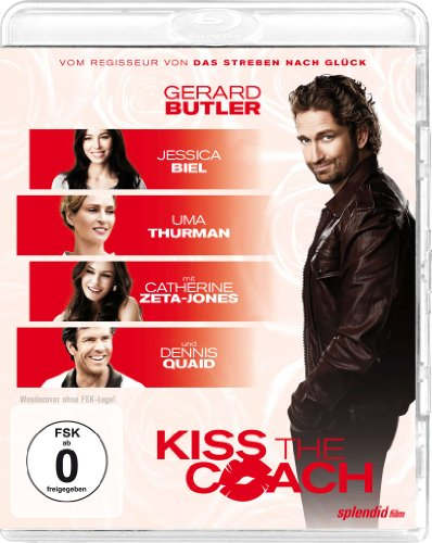 Kiss the Coach [Blu-ray]