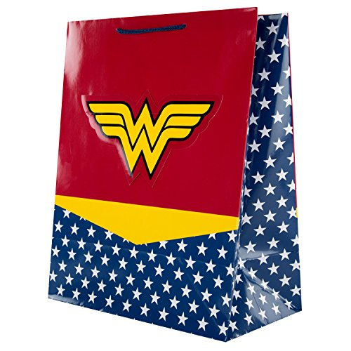 DC Comics - Sacchetto Regalo Wonder Woman – Grande