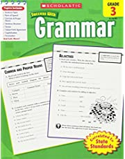 Scholastic Success with Grammar: Grade 3 Workbook