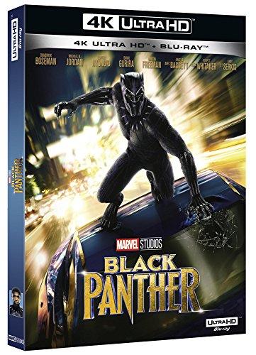 Black Panther 4K Ultra HD + Blu-ray 2D - Marvel [4K Ultra HD + Blu-ray]