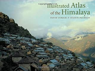 Illustrated Atlas of the Himalaya