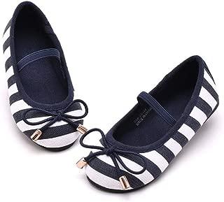 Bridal Ballet Flats Mary Jane School Shoes(Toddler/Little Girls)