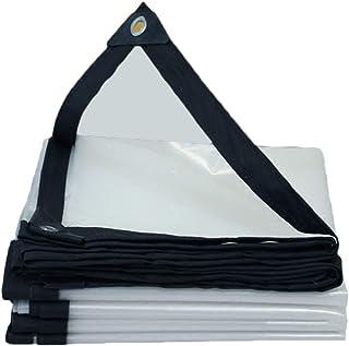 Tenda Addensato Telone Allaperto Protezione Solare Panno Antipioggia Impermeabile Isolamento Baldacchino del Parasole Pianta dei Fiori di Copertura Balcone Finestra 0,12 mm Sport e tempo libero