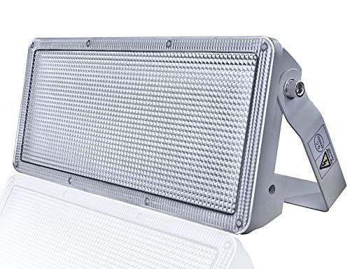 Rugging 50W LED Flutlicht, LED Fluter, LED Strahler Außen, Flutlicht LED Außen, Flutlichtstrahler 6500K 5000LM IP67 für Garten, Sportplatz