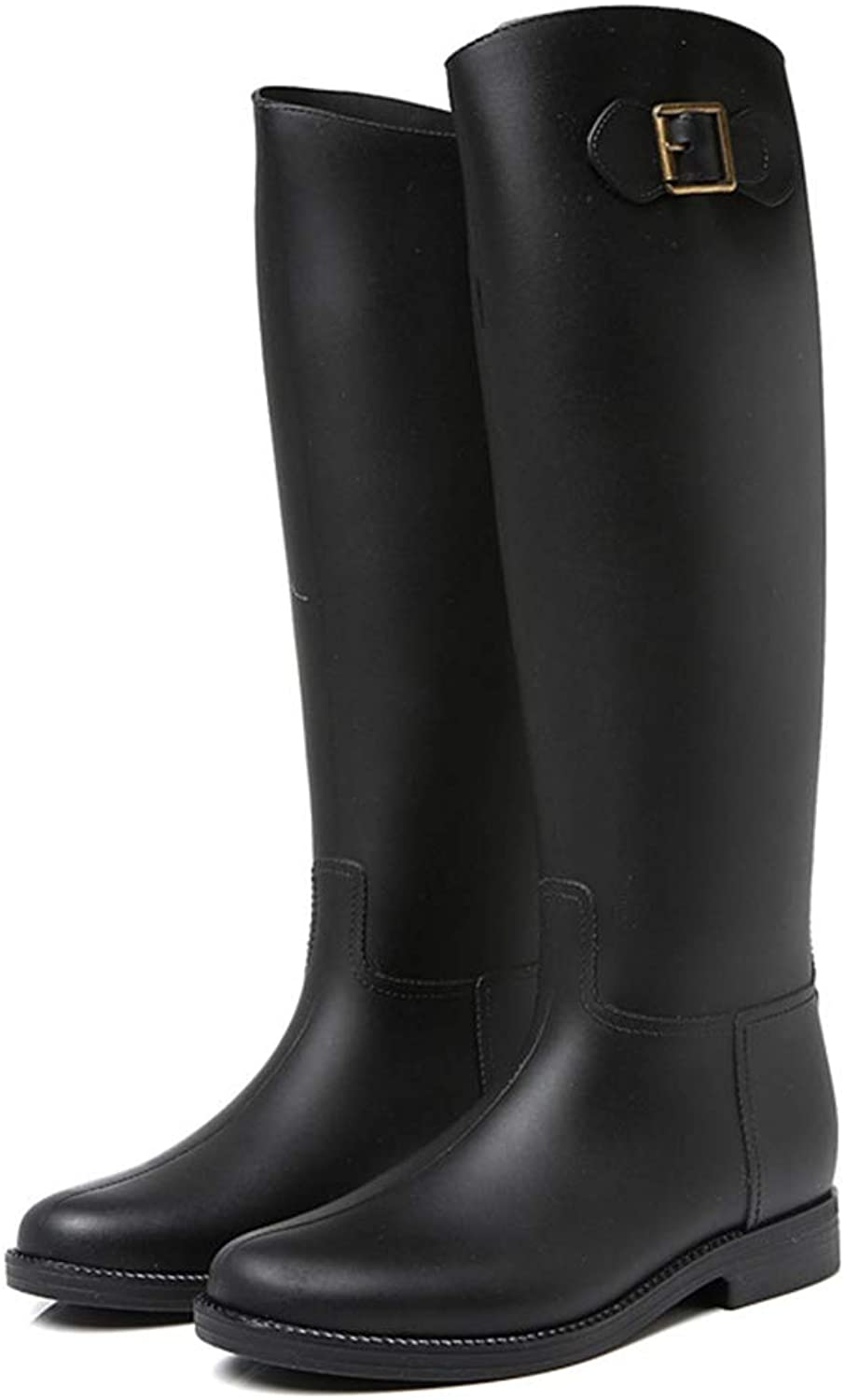 Women's Waterproof Rubber Rain Boots