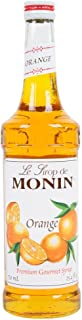 Monin Orange Syrup 750ml