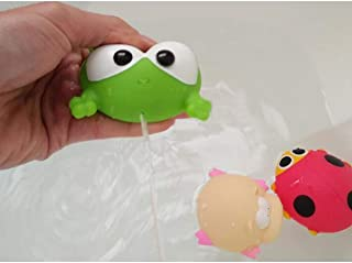 LGXJP Baby Bath Toy Baby Educational Toy, Safe Non-toxic Soft Plastic Water Spray Baby toys ( Color : 2 )
