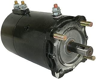 DB Electrical LRW0015 Winch Motor for Ramsey Braden Hickey Desert Tulsa Camindustries Pierce/ 12 Volt 2100 RPM Reversible 4.8 HP Double Ball Bearing, W-9144, W-8933, W-9143, W-6900, W-9133, MUR6202