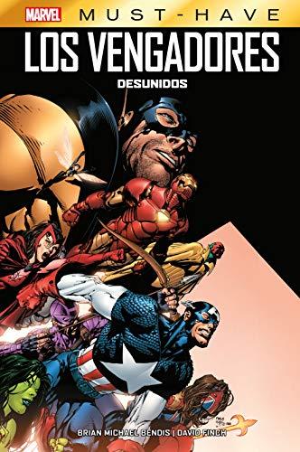 Los Vengadores. Desunidos