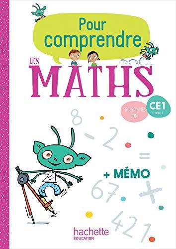 Pour comprendre les maths CE1 - Fichier élève - Ed. 2019
