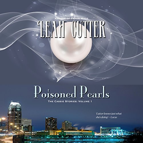 Poisoned Pearls audiobook cover art