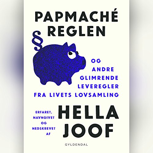 Papmaché-reglen audiobook cover art