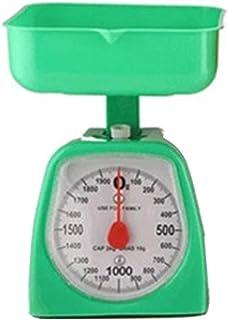 Báscula mecánica de cocina, básculas de pesaje de cocina para el hogar, básculas mecánicas, punteros gramos, balanzas de resorte, bandejas extraíbles-2