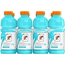 Gatorade Frost Glacier Freeze 20 Ounce Bottles, Pack of 8