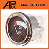 APUK Oil Pressure Gauge fits Case International Harvester IH B250 B275 B414 B434 Tractor